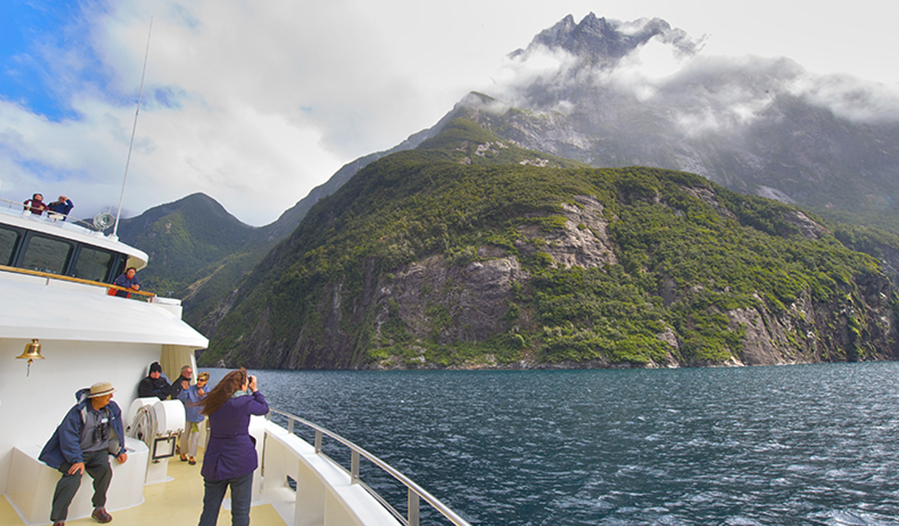 New Zealand – Auckland to Milford Sound - 4