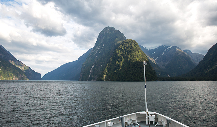New Zealand – Auckland to Milford Sound