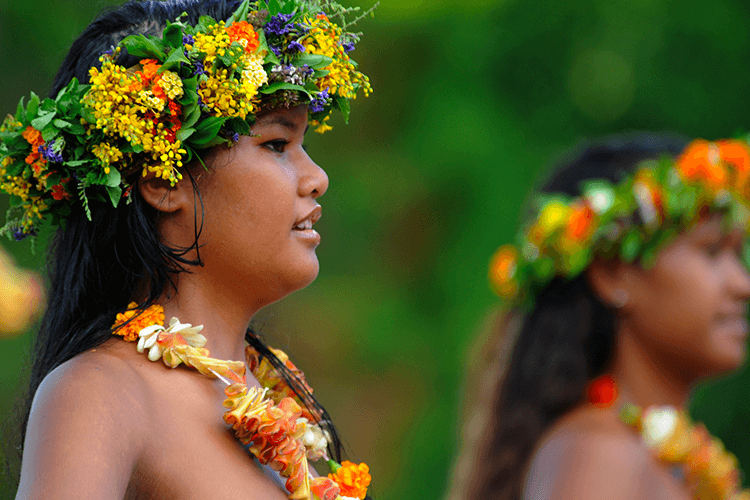 Treasures of Tahiti