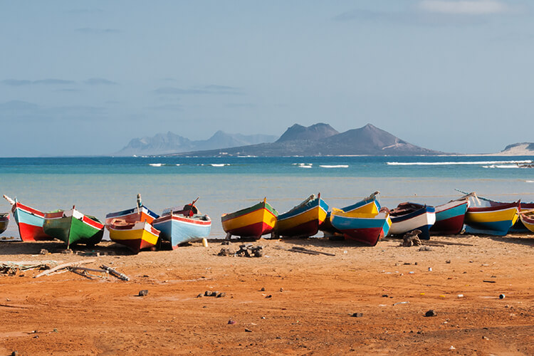 Bijagos Archipelago and Cape Verde
