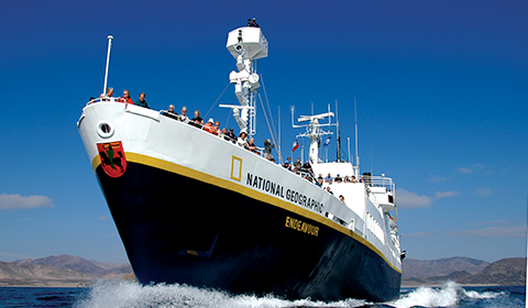 National Geographic Endeavour 5