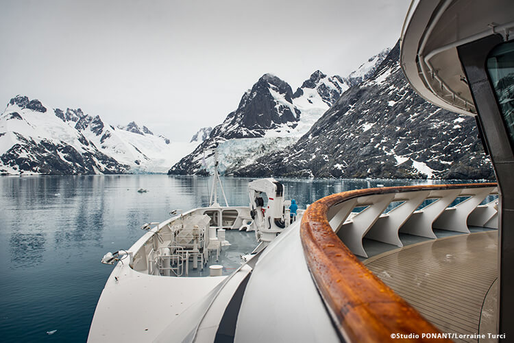 11 night L'Austral Emblematic Antartica fly/cruise package5