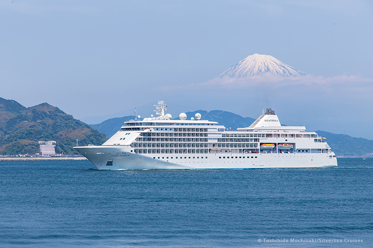 Silver Shadow Silversea Cruises Images 2