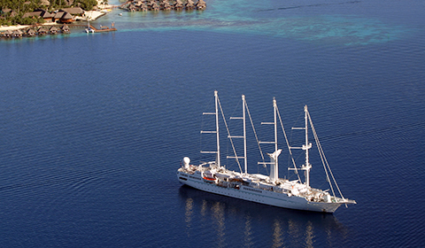 Wind Spirit Tahiti And The Society Islands Package - Wind spirit