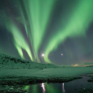 The Northern Lights: What Causes Them & Where To See Them
