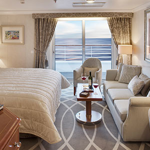 CABINS ON BOARD CRYSTAL
