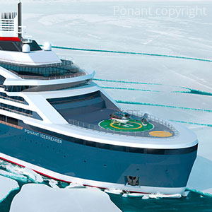 CRUISING ANNOUNCEMENT: Is this the Most Luxurious, Cutting Edge Cruise Ship yet?