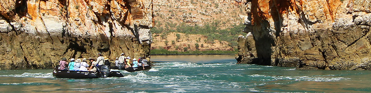 Cruise The Horizontal Falls